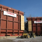 Steel Producer Converts Waste Gas to Electricity- Barge Shipped D-Boilers