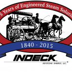 Indeck Celebrates 175 Years of Boiler Engineering At Electric Power Expo 2015