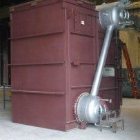 Correctional Institution Combines Heat and Power using Indeck's incline HRSG